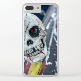 Mexican Clear iPhone Case