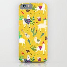 Alpacas & Maracas  iPhone Case