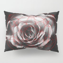 SACRED ROSE Pillow Sham