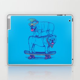 Double Dog Dare Laptop & iPad Skin