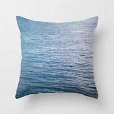 Heart Of The Ocean 2 Throw Pillow