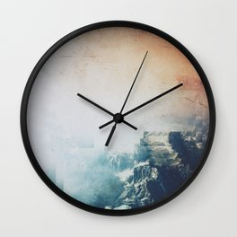 Fractions A29 Wall Clock