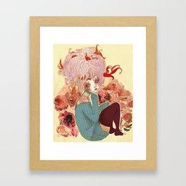 Duchess of Fishes Framed Art Print