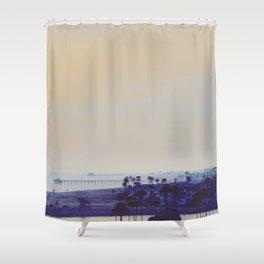 Newport Dusk Shower Curtain