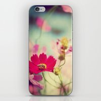 instagram iPhone & iPod Skins featuring Whispers (Instagram) by Kristybee
