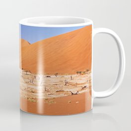 Dead Vlei Namibia V Coffee Mug
