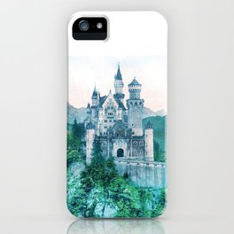 Hilltop Castle iPhone Case