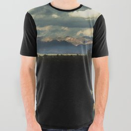 mining All Over Graphic Tee