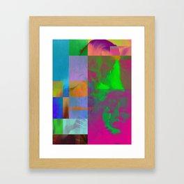 Indifferens 2011 Framed Art Print