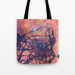 Copper Etching Plate 2 Tote Bag