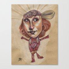 THE GOOD IDEA Canvas Print