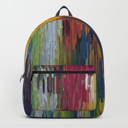 Abstract painting 112 Backpack
