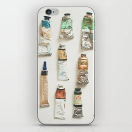 Oils iPhone Skin