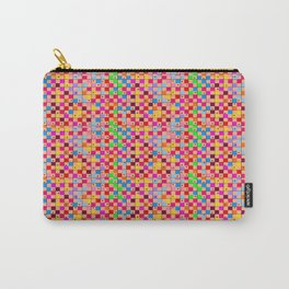 Little Pattern by Nico Bielow Carry-All Pouch