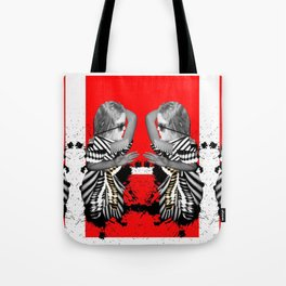 Lauro Fluro - Digital Collage Tote Bag