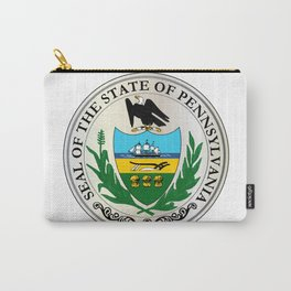 Great Seal of Pennsylvania Carry-All Pouch