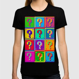 Mario Blocks T-shirt