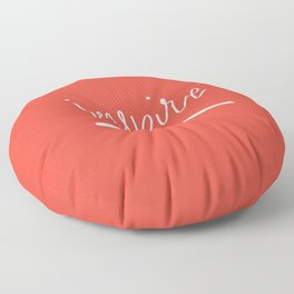 Inspire Floor Pillow
