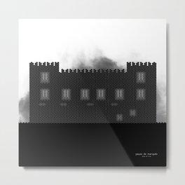 HexArchi - Portugal, Ponte de Lima, Paços do Marquês Metal Print