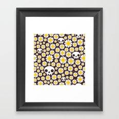 Camomile. Framed Art Print
