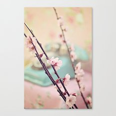 Spring is calling Canvas Print