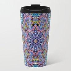 BBQSHOES: Kaleido-Fractal 1790 Travel Mug