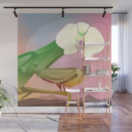 Want to Follow Wanton Fellow Wont to Fallow Wall Mural