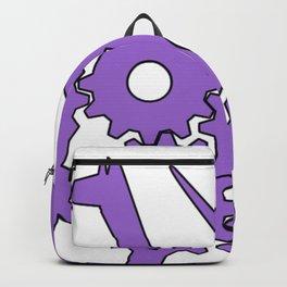 gear wheels Backpack