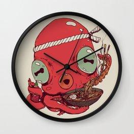 Spicy Ramen Wall Clock