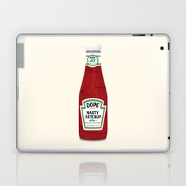 Nasty Ketchup Laptop & iPad Skin