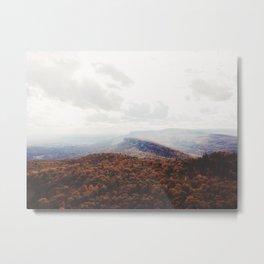 Mohonk Mountain House Metal Print