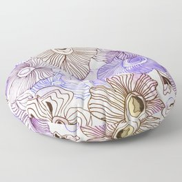 Sweet Lilac Floor Pillow