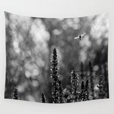 Bee Flight Wall Tapestry