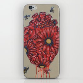 Heart A Bloom iPhone Skin