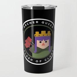 Archer Queen Travel Mug
