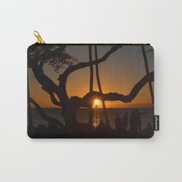 lava lava sunset Carry-All Pouch