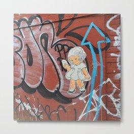 nyc street art #13 Metal Print