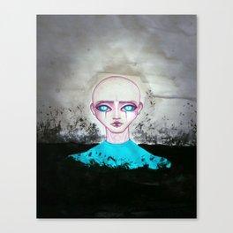Bite Canvas Print