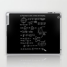 The answer to life, univers, and everything. Laptop & iPad Skin