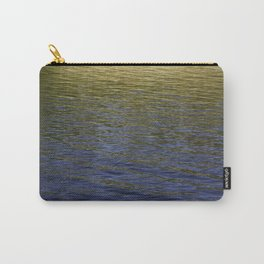Colorful water at Lock 23 Carry-All Pouch