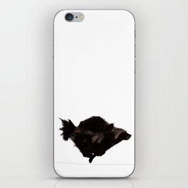 wolverin-e iPhone Skin
