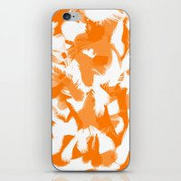 egg iPhone & iPod Skins featuring Egg by Cart My Art
