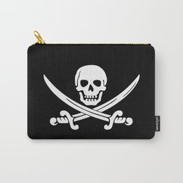Jolly Roger Pirate Carry-All Pouch