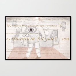Birth Place Canvas Print