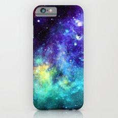 Blue Nebula iPhone 6s Slim Case
