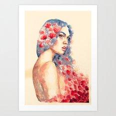 Demeter Art Print