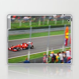 Fernando Alonso - 2013 Gran Premio d'Italia Laptop & iPad Skin