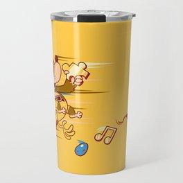 Bear & Bird Travel Mug