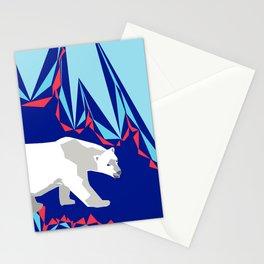 Cold Trek Stationery Cards
