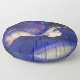 Requiem for a dream Floor Pillow